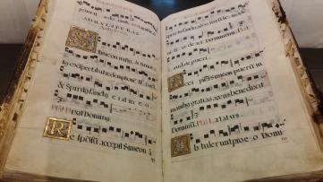 Antiphonale Vespertinum - Breviarium Romanum