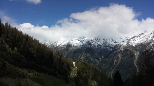 171 Fahrt zum Ötztaler Gletscher