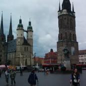 Halle (Saale) - Marktplatz I