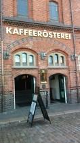 Speicherstadt - Kaffeerösterei