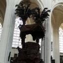 Kanzel in der St. Pieterskirche