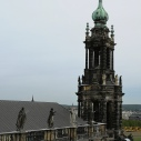 Blick vom Hausmannsturm auf die Kathedrale