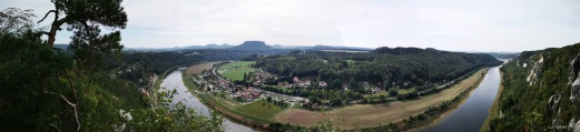 Elbsandsteingebirge Sächsische Schweiz