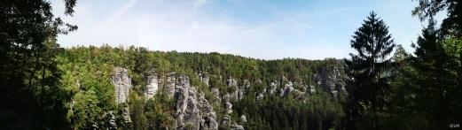 Elbsandsteingebirge - Sächsische Schweiz