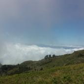 Fahrt zum Pico do Areeiro