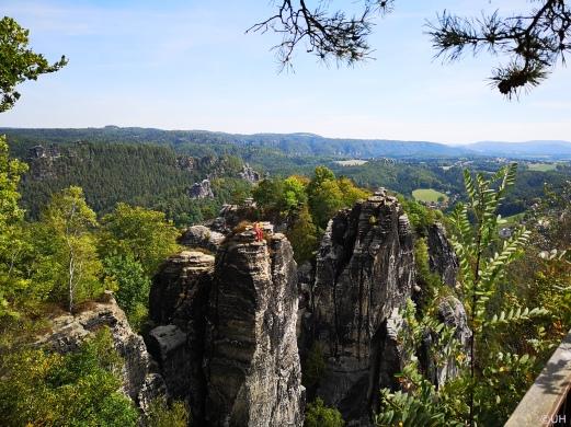 Elbsandsteingebirge - Freeclimber