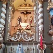 Kirche in Ponta Delgada (2)