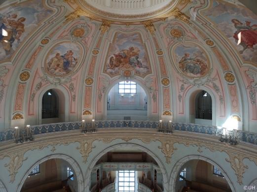 Frauenkirche - Kuppelaufstieg