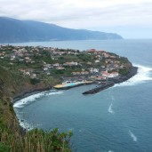 Madeira (Alte Küstenstraße nach Ponta Delgada