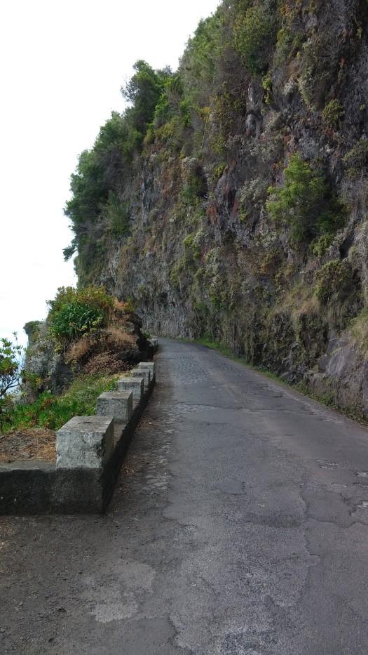 Madeira - Alte Küstenstraße