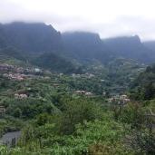 Madeira - Gebirge