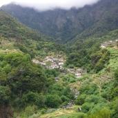 Madeira - Gebirgsdorf