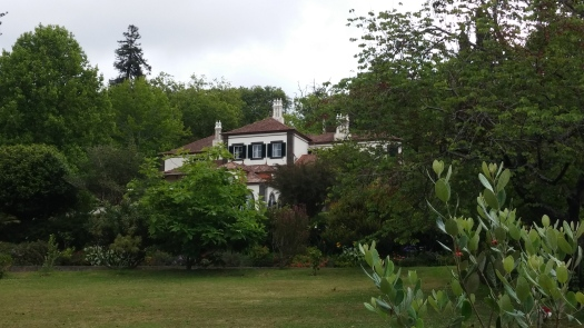 Palheiro Gardens - Herrenhaus der Fam. Blandy