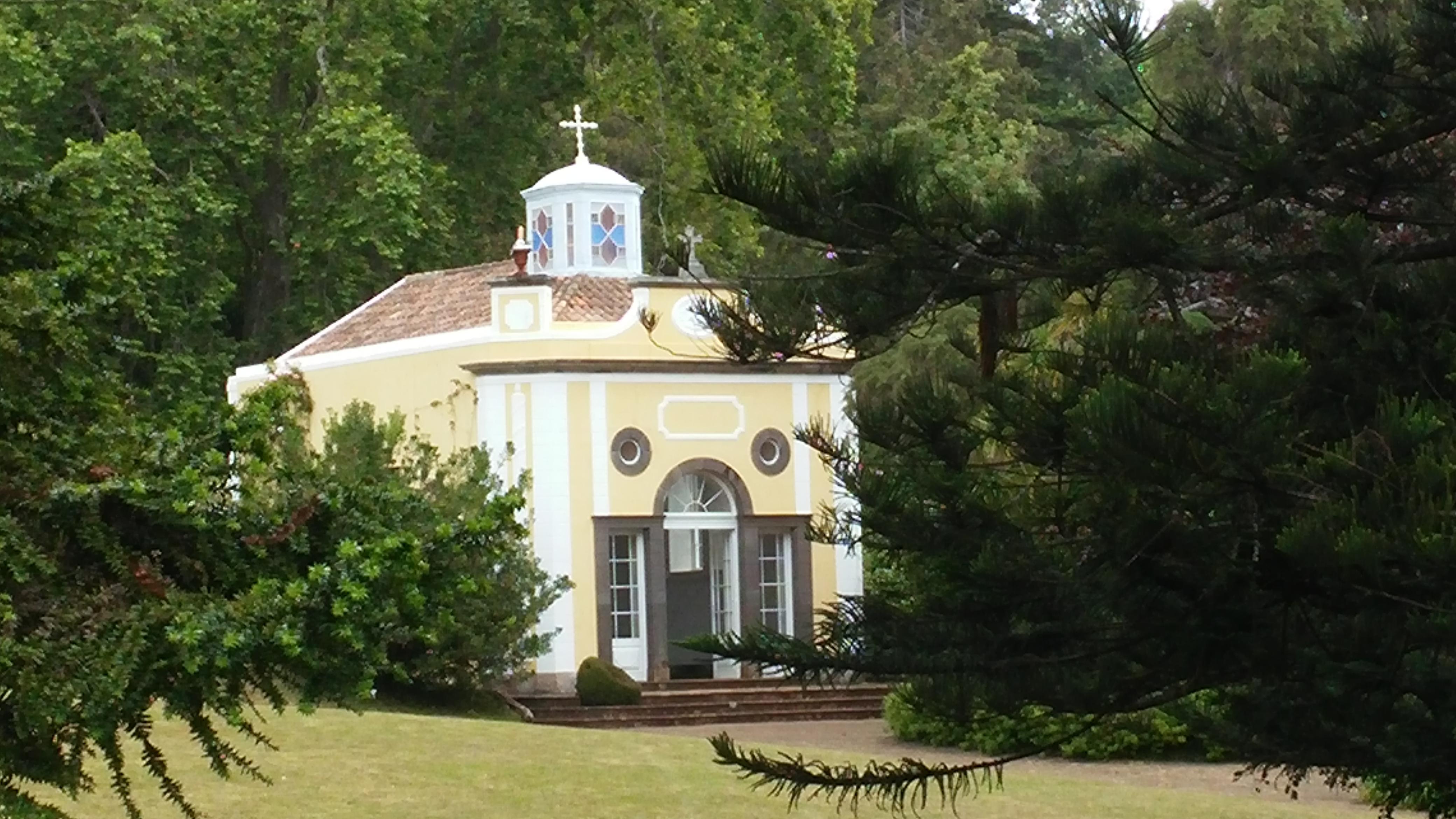 Palheiro Gardens - Kapelle