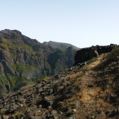 Pico do Areeiro Wanderung (3)