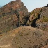 Pico do Areeiro Wanderung (4)
