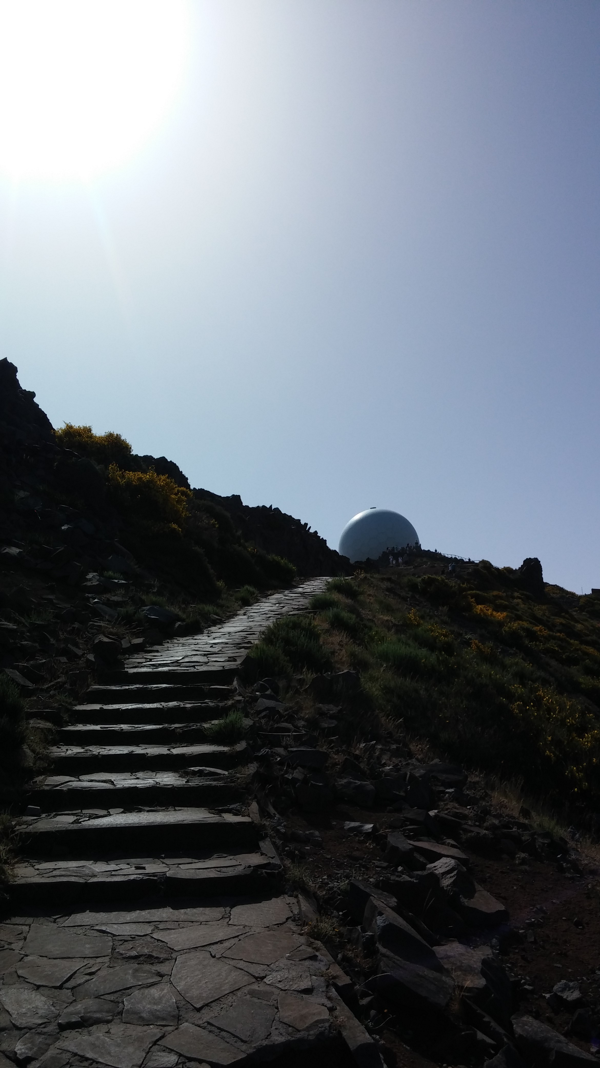 Pico do Areeiro Wanderung (5)