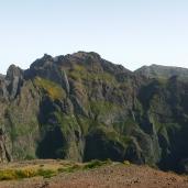 Pico do Areeiro Wanderung