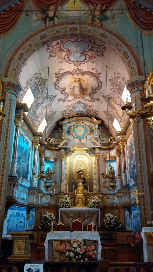 Sao Vicente - Kirche