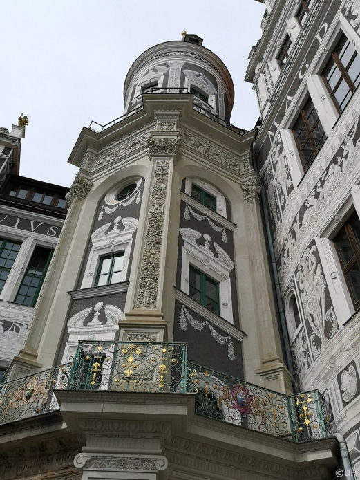 Schloß - Innenhof