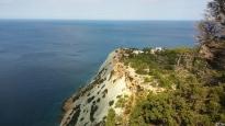 Blick vom Aussichtspunkt bei El Vedra