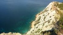 Blick vom Aussichtspunkt beim El Vedra