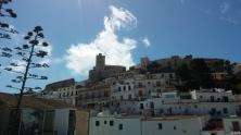 Kathedrale in der Altstadt von Ibiza