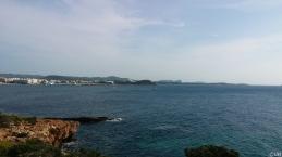 Küste bei Santa Eulalia