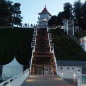 Sellin - Seebrücke-Himmelsleiter