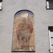 Fassade im Detail